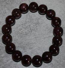 "Bracelet Obsidienne Oeil Céleste 10 mm ""Large"""