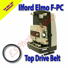 Ilford ELMO f-pc 8mm alle cine proiettore BELT (TOP DRIVE Cintura)
