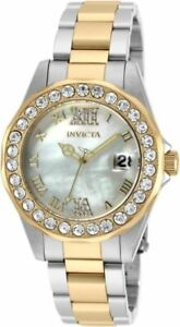 Invicta Women's 'Sea Base' Quartz Stainless Steel Casual Watch 20391
