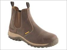 DEWALT - Radial Dealer Boots Brown UK 8 Euro 42 - RADIALBROWN