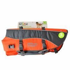 LM Outward Hound Pet Saver Life Jacket - Orange & Black X-large - Dogs over 70 l