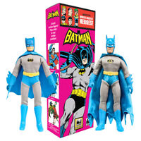 DC Comics Retro OVERSIZED Box 8 Inch Action Figures: Set of 2 Batman Figures