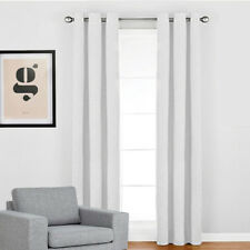 QUICKFIT BLOCKOUT EYELET CURTAIN THERMAL FOAM COATED 3 PASS BLACKOUT