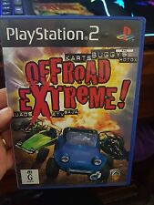 Offroad Extreme (no booklet) - PLAYSTATION 2 PS2 -  FREE POST