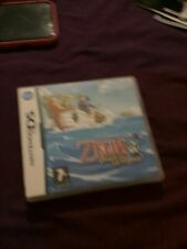 Legend Of Zelda Phantom Hourglass Ds Game With Manual