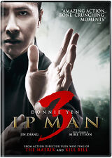 Ip Man 3 (DVD, 2016)(WGU01679D) Donnie Yen, Wilson Yip, PG-13, Martial Arts