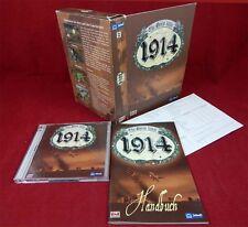 1914: The Great War - JoWooD 2004  - Historyline Nachfolger