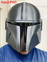 Star Wars The Mandalorian helmet 1:1 Cosplay Helmets PVC costume