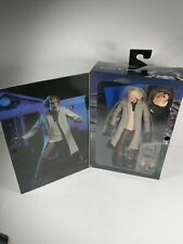 "Back to the Future Ultimate Doc Brown 7"" Scale Action Figure Neca In Stock"