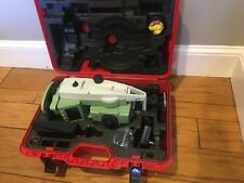 """LEICA TS02 FLEXLINE 3"""" R400 TOTAL STATION - EXCELLENT COND - SHIPS WORLDWIDE!"""