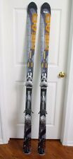 HEAD MONSTER I.M70 SKIS SIZE 170 CM TYROLIA BINDINGS ALL MOUNTAINS
