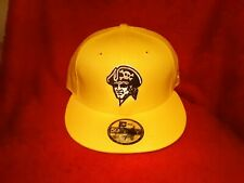 Pittsburgh Pirates 5950 New Era Fitted Hat Jolly Rodger On Field All Sizes NWT