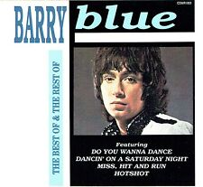 (CD) the Best of & the rest of Barry Blue-Do you je veux chevaucher ta Dance, Hot shot, entre autres,
