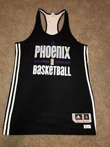 Adidas Authentic WNBA Phoenix Mercury Reversible Practice Jersey Sz XL Length 2
