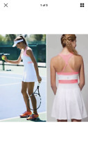 Ivivva tennis dress 12. Brand New! Shelf Bra, Shorts Nwt