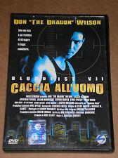 DRAGON FIST VII, CACCIA ALL'UOMO - DVD FILM