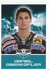 Daniel Oberkofler Black Wings Linz 2011-12 TOP AK Orig. Sign. Eishockey +A38209