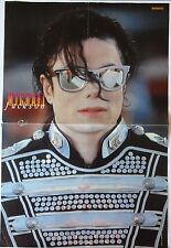 Michael Jackson 2 posters History in Hungary Budapest 1994