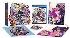 Disgaea 4: A Promise Revisited Limited Edition (PlayStation Vita) New US version