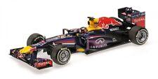 Red Bull Rb9 Vettel Winner Indian Gp WC F1 2013 Minichamps 1:18 110130201 Model
