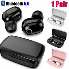 Bluetooth 5.0 Headset Dual Wireless Earphone Earbuds Stereo Headphones Universal