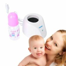 Portable Bottle Warmer Baby Quick Serve Milk Breast Food Jars Sanitizer Heater