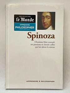 Collection le Monde - Apprendre à Philosopher  - RBA - Volume 20 Spinoza