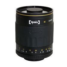 Opteka Telephoto Camera Lens for Canon EOS