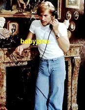 HELMUT BERGER TIGHT BULGING JEANS THE CONVERSTION COLOR PHOTO #2