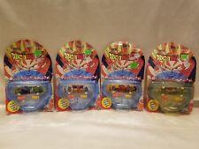Vintage 90s NEW Dragon Ball Z Mini Skateboard Goku ToyCom NIP VTG Lot of 4