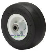 "5//8/"" Bearings 1081 6/"" Steel Wheel With Centered Hub"