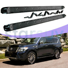 Side Steps for Nissan Armada Y62 2017-2021 Running Boards Nerf Bars Guard
