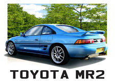 Toyota MR2 Carpet Set - Superior Deep Pile, Latex Backed