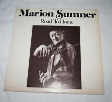 LP : Marion Sumner - Road to Home (1979) fiddle