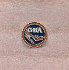 Gatineau Hockey City Association Metro Outaouais Quebec Canada Official Pin Old