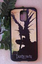 USA Seller Samsung Galaxy S5 SV Anime Phone case Cover Death Note Shinigami ryuk