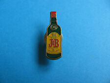 J & B Rare Whisky pin badge. Enamel.