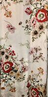 NWT LuLaRoe Shirley Kimono ~ Cream Floral MEDIUM ~ RARE