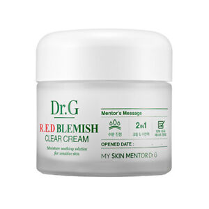 Dr.G Red Blemish Clear Cream 70ml 2.36 fl oz