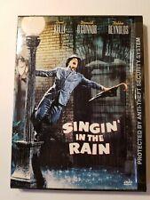 Singing Singin' In The Rain Dvd Brand New Sealed Nib Rare Oop Kelly, Reynolds