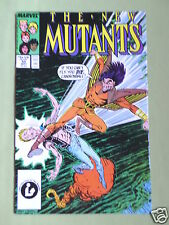 THE NEW MUTANTS- MARVEL COMIC - VOL 1  #55 - SEPT 1987