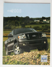 FORD F-150 2008 dealer brochure - French - Canada - ST1002000318