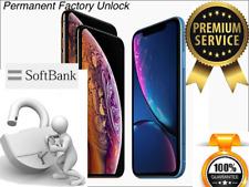 JAPAN SOFTBANK IPHONE XR / Xs / XsMax FACTORY UNLOCK PREMIUM SERVICE -100% LEGIT