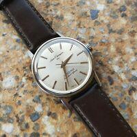 Vintage Seiko Champion 850 17 Jewels 85898 Seahorse JDM December 1963