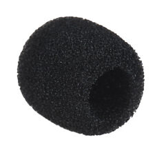 Lapel Microphone Foam Wind Sock Shield Windsock 8mm-12mm Internal Diameter ID