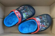 New In Box Croc Kids Children Avengers Lined J 1