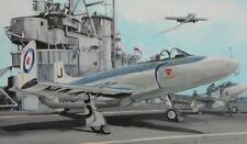 AZ Model 1/72 Supermarine F1 Attacker Jet Aircraft Model Kit 7282