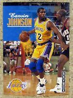 Magic Johnson 1993-94 SkyBox #358 Los Angeles Lakers