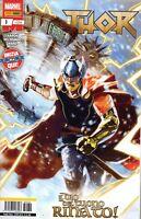 La Potente Thor 234.Il Dio del Tuono Rinato.Marvel -Panini Comics