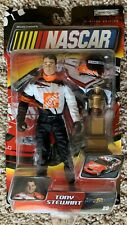 Road Champs Tony Stewart 6 in NASCAR Action Figure - New!!